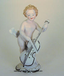 Cherub Bass Player