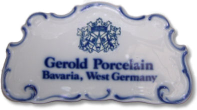 Gerold Porzellan - Fine porcelain collectibles from Tettau, Germany